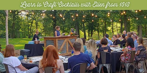 Farm to Bar Cocktail Class [Tequila Edition]