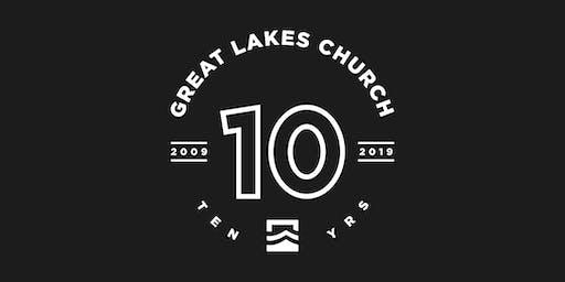 Great Lakes Church - 10 Year Celebration