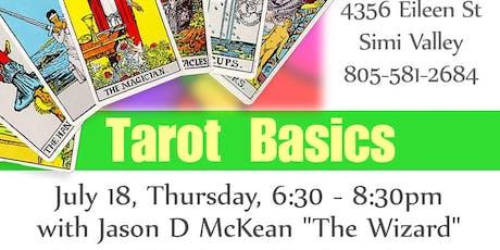 Tarot Basics : Tarot Workshop tickets