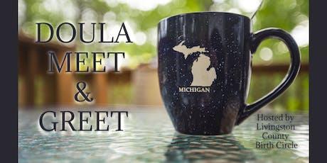 Michigan Doula Meet & Greet tickets