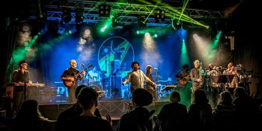 The Funk Pirates (Funk/Soul) at The Blind Pig