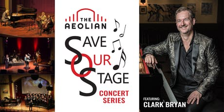 Save Our Stage Concert Series: Clark Bryan tickets