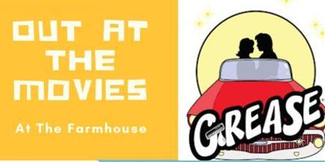 Out at the Movies by The Farmhouse at Mackworth tickets
