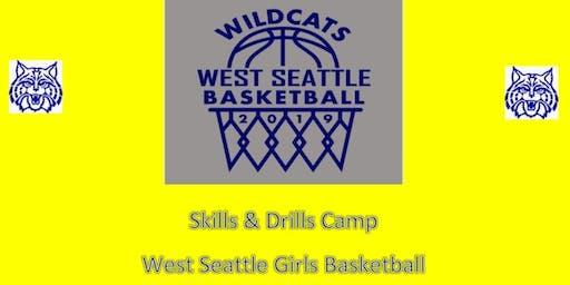 West Seattle Girls Basketball Camp