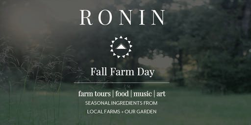 Fall Farm Day