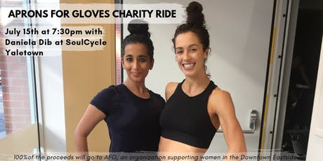 AFG Charity Ride at SoulCycle w/ Daniela  tickets