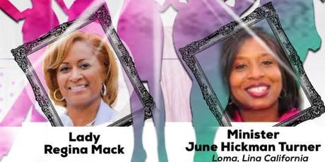 """""""Unmasking The Extraordinary You"""" - Women's Conference - Greater Dreams Church WINGS Ministry tickets"""