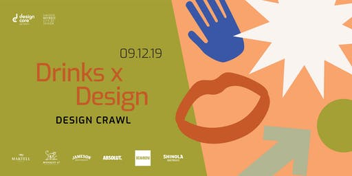 Drinks x Design: Design Crawl
