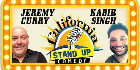 2019 Cali Summer Comedy Bash Starring Kabir Singh ( NBC, Family Guy) FREE tickets