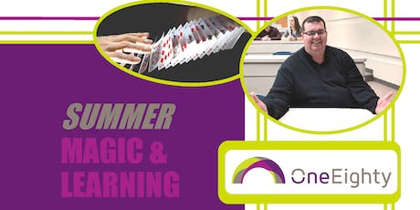 Summer Magic and Learning Program tickets