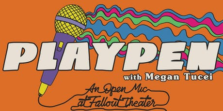 Playpen: Seasoned Stand-ups, Fresh Material tickets
