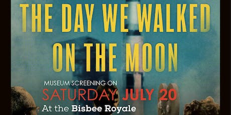 The Day We Walked on the Moon Documentary Screening tickets