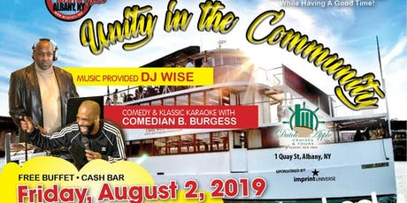 A 518 Old School Boat Cruise Fundraiser tickets