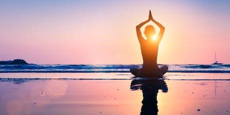 Meditation and Money tickets