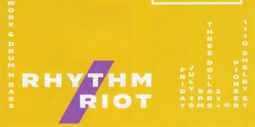 Rhythm / Riot