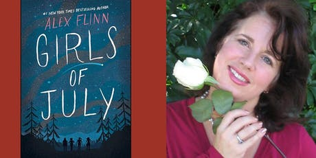 "Alex Flinn discussing her novel ""Girls of July"" at Books & Books in Suniland! tickets"