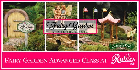Advanced Fairy Garden Class tickets