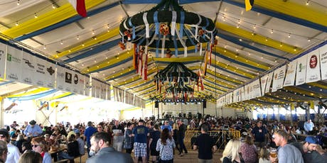 2019 Linde Oktoberfest Tulsa Tickets and Packages tickets