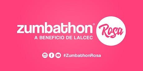 Zumbathon Rosa Museum a beneficio de LALCEC entradas