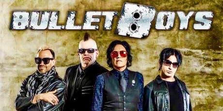 Bullet Boys tickets