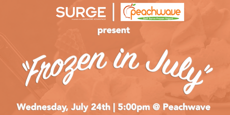 Frozen in July - SURGE Meetup tickets