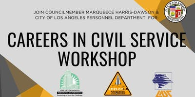 Careers in Civil Service Workshop