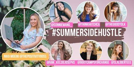 #SummerSideHustle 2019: Turn Your Passions to Profit Panel & Networking Social  tickets