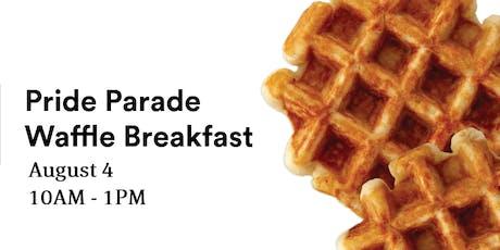 Pride Parade Waffle Breakfast tickets