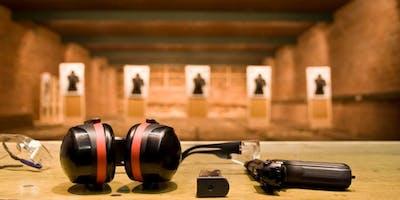 Introduction and Fundamentals of Handgun Shooting+Texas LTC