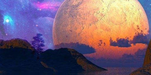 Full Moon Release Ceremony