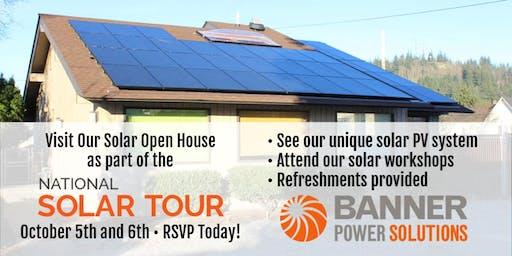 Solar Open House - National Solar Tour