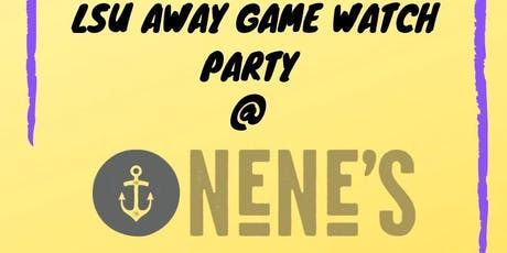 LSU Away Game Tailgate LSU vs. UT  tickets