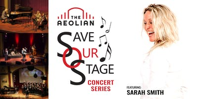 Save Our Stage Concert Series: Sarah Smith