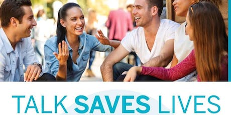 Talk Saves Lives: A Brief Introduction to Suicide Prevention tickets