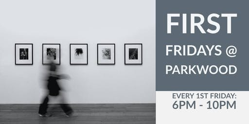 First Friday Art Experience & Open House - August 2nd