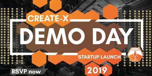 CREATE-X Demo Day