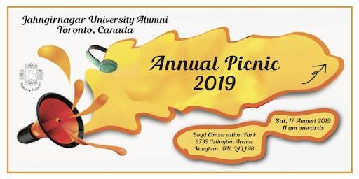 Annual Picnic 2019 - Jahangirnagar University Alumni in Canada