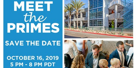 2019 Meet the Primes  tickets