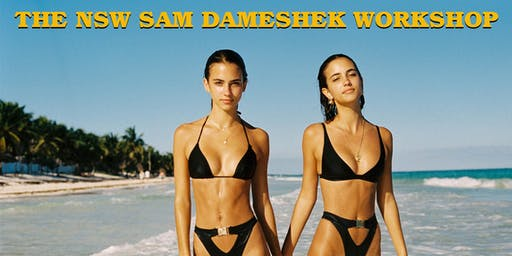 Sam Dameshek Workshop Sydney Australia