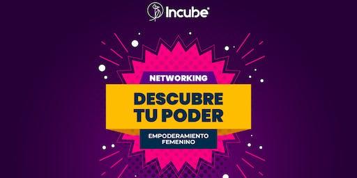 Networking - Descubre tu poder - Empoderamiento femenino