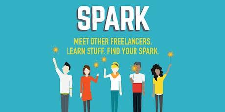 Houston Freelancers Union SPARK: Authentic Content Marketing tickets