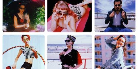 Fabulous 50's Burlesque Beach Bash tickets
