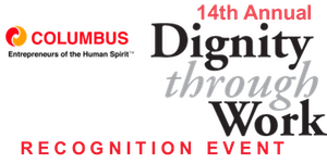 2019 Dignity through Work recognition breakfast