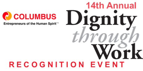 2019 Dignity through Work recognition breakfast  tickets