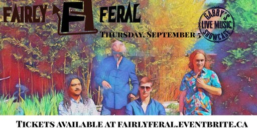 Fairly Feral - Gabby's Live Music Showcase