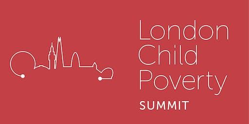 The London Child Poverty Summit 2019