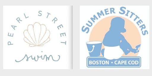 Kids Craft w/ Summer Sitters + Pearl Street Swim