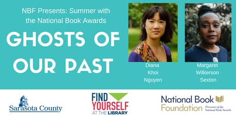 National Book Foundation Presents: Ghosts of Our Past tickets