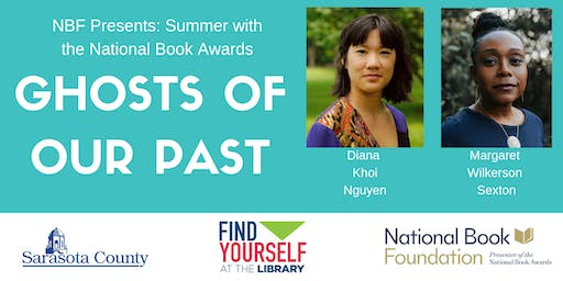 National Book Foundation Presents: Ghosts of Our Past