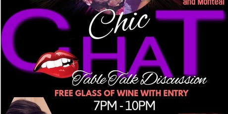 Chic Chat: Table Talk Discussion tickets